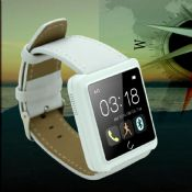 Waterproof Anti-lost Remote capture Bluetooth Smart Dial Bracelet Watch for Android Phone images