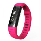 Intelligent Bracelet WIFI Hotspots Waterproof Sleep monitor Pedometer Bluetooth Smart Bracelet images