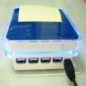 USB Hub with Memo Dispenser images
