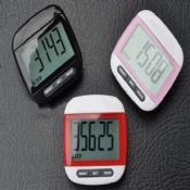 Card Shape Pedometer images