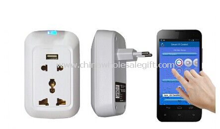Remote socket for Android ,iphone with phone app