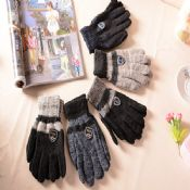 Men winter gloves images