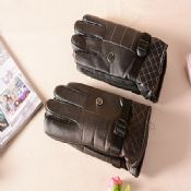 Mens PU Gloves images