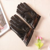 PU Men Warm Glove images