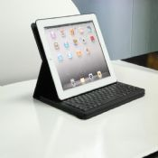 IPAD Swivel Bluetooth Keyboard Case images