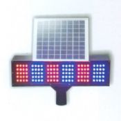 Solar Road signal Board images