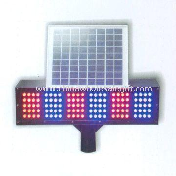 Solar Road signal Board