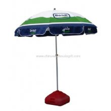Beach Umbrella with base images