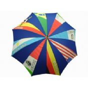 Straight promotional Umbrellas images