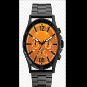 Black Steel Watch images
