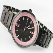Men Black Wrist Watch images