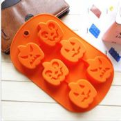 Halloween pumpkin ghost ice makers images