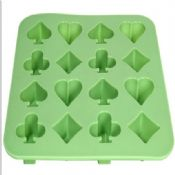 Poker ice cube tray images