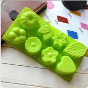 Vegetable silicone ice tray images