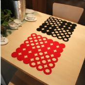 Non-stick silicone table mat images