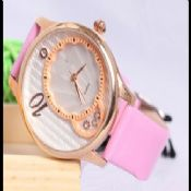 Womens Leather Watch images