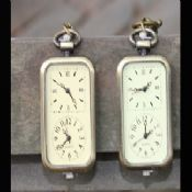 Double movts pocket watch images