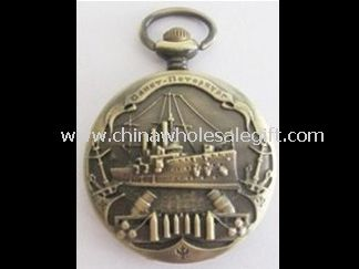 Boat Pocket Watch