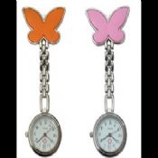 Butterfly Shape Nurse Watch images