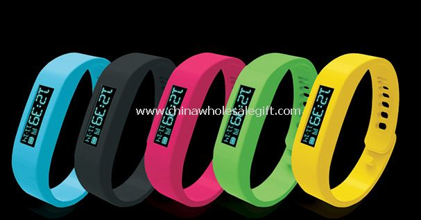 Colorful OLED display high quality fitness calorie monitor pedometer smart wristband bluetooth