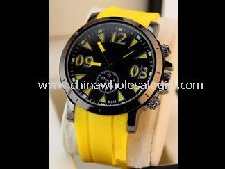 Sport Silicon Watch