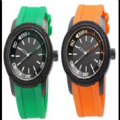 Unisex Sport Silicon Watch images