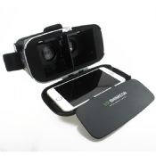 3d movies / 3d Games Movie VR box 3D glasses for 4.7 - 6.0 inch Phone images