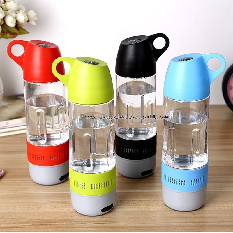 400ML Water Bottle Portable Bluetooth Speaker