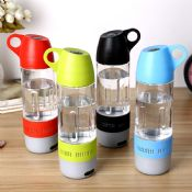 400ML Water Bottle Portable Bluetooth Speaker images