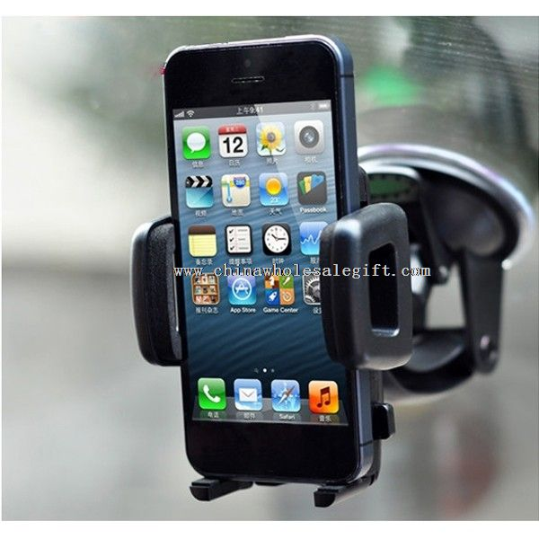 360 Degree Turn Around Windshield Magnetic Car Phone Holder