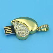 Heart shaped usb stick 32gb images