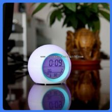 LCD calendar table alarm clock images