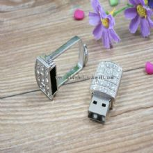 Promotional USB Jewelry Crystal USB images