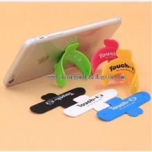 Silicone mobile phone holder images
