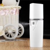 15ml Big Capacity Rechargeable Mini Facial Steamer images