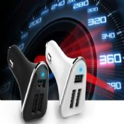 3 Ports USB Car Charger images