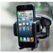 360 Degree Turn Around Windshield Magnetic Car Phone Holder images