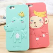 3D Animal Sex Girl Mobile Phone Case images