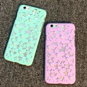 3D Bling Diamond Flower Crystal Mobile Phone Cover Case images