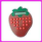3D fruit strawberry calculator images