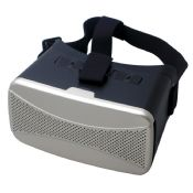 3D virtual reality headset images