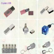 Bling Crystal USB Pen Drive images