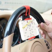 Car Steering Wheel Mobile Phone Holder images
