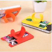 Colorful mobile phone stand holder images