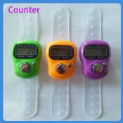 Electronic 5 digits ring hand tally counter images