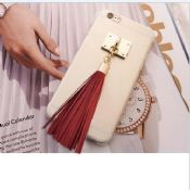 For IPhone 6 Pendant Tassel Case images