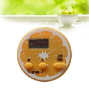 Fruit shape digital LCD countdown timer images