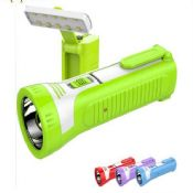 Led lightsled flashlight 2W rechargeable Hunting light products images