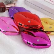Lipstick style 8800mAh power bank images