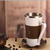 Novelty led flashing coffee mug images